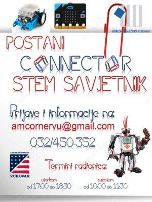 CONNECTOR SAVJETNIK PLAKAT