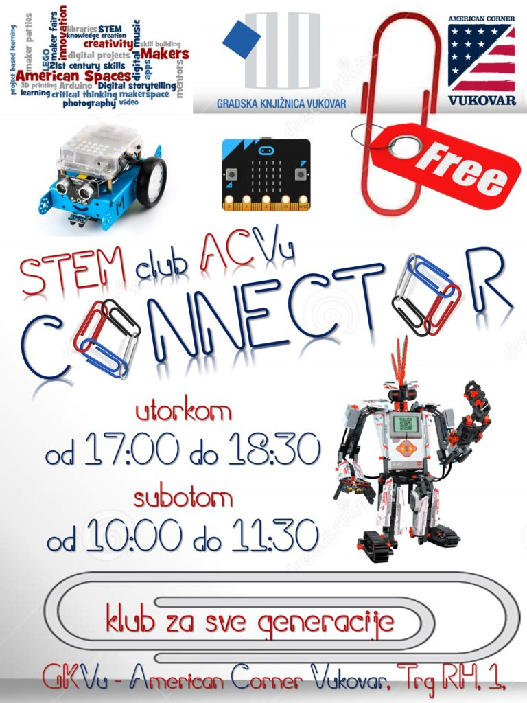 CONNECTOR PLAKAT